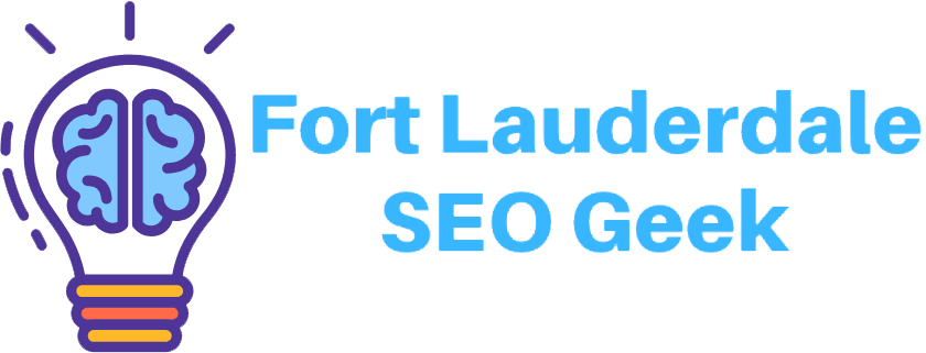 Fort Lauderdale SEO Geek Horizontal